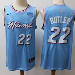 Jimmy Butler #22 Miami Heats Jersey